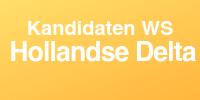 Kandidaten WS Hollandse Delta