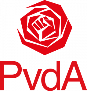 PvdA logo - RGB