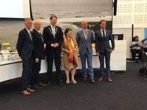 Dagelijks bestuur HHS Rijnland